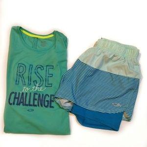 BUNDLE Girl's Activewear Set sz. XL (14-16)